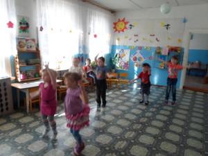 Танцы под караоки