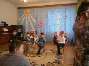 Танец от настоящих мужчин)